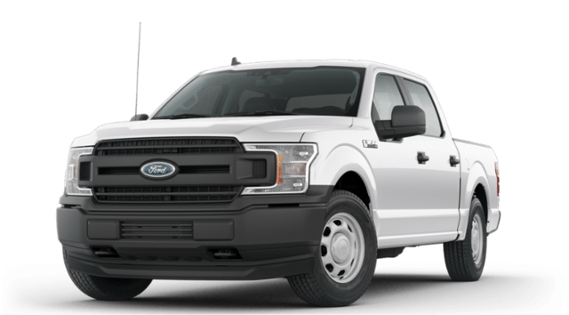 New 2020 Ford F-150 XL Crew CAB in Kansas City, MO